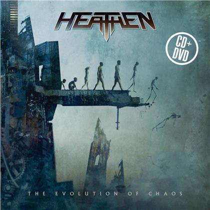 Heathen - The Evolution Of Chaos (2 CDs)