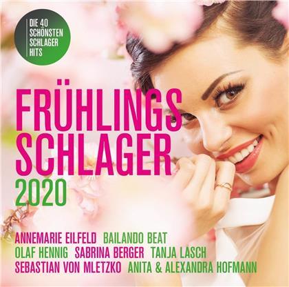Frühlingsschlager 2020 (2 CDs)