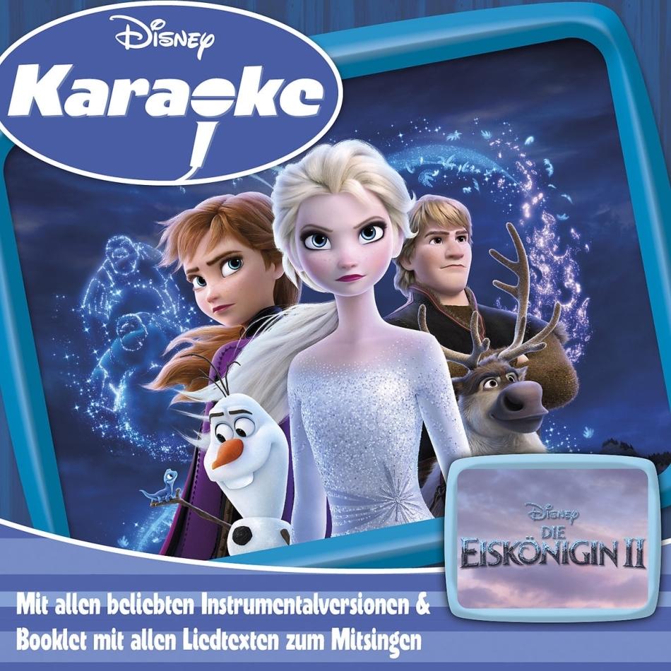 Frozen 2 - Die Eiskönigin 2 - zum mitsingen mit deutschen Texten