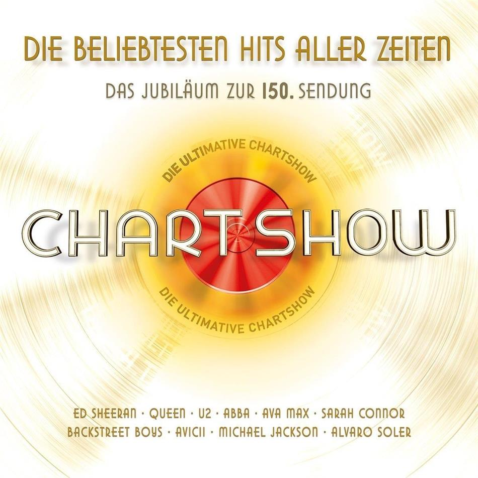 Die Ultimative Chartshow - Die Beliebtesten Hits (2 CDs)