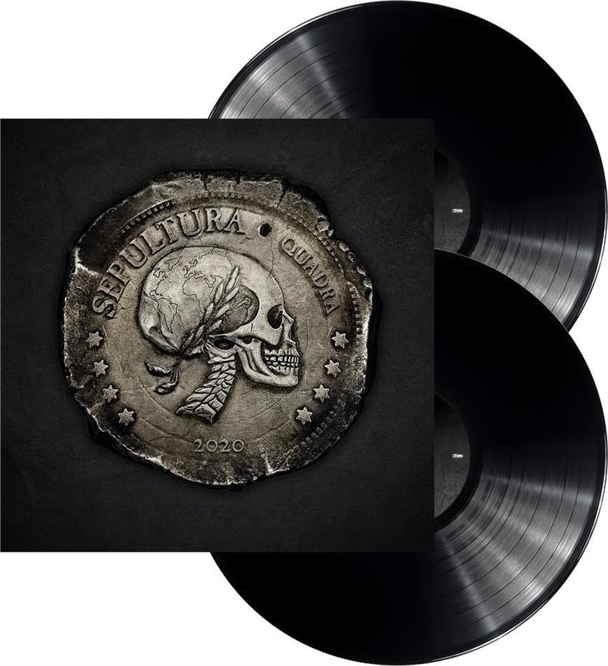 Sepultura - Quadra (Limited Gatefold, 2 LPs)