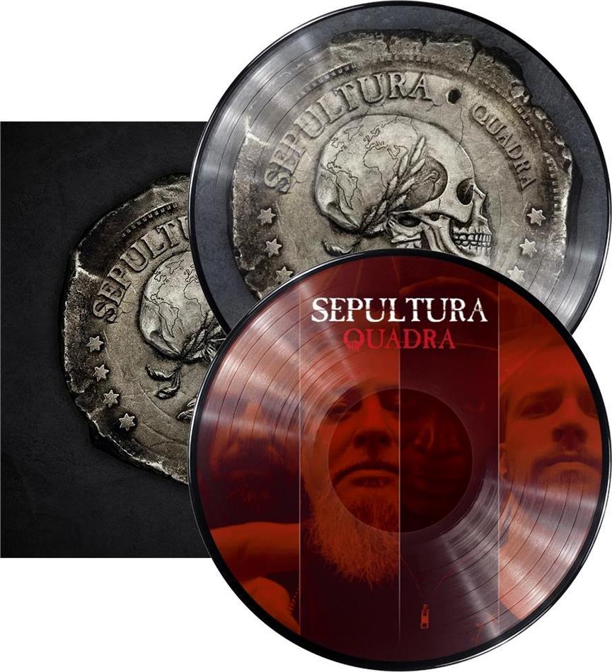 Sepultura - Quadra (Limited Gatefold, Picture Disc, 2 LPs)