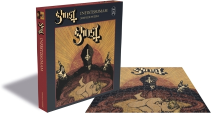 Ghost - Infestissumam (500 Piece Jigsaw Puzzle)