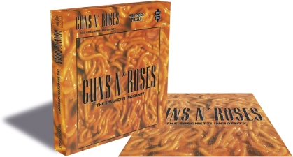 Guns N' Roses - The Spaghetti Incident? (500 Piece Jigsaw Puzzle)