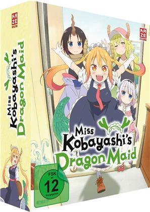 Miss Kobayashi's Dragon Maid - Vol. 1 (+ Sammelschuber, Limited Edition)