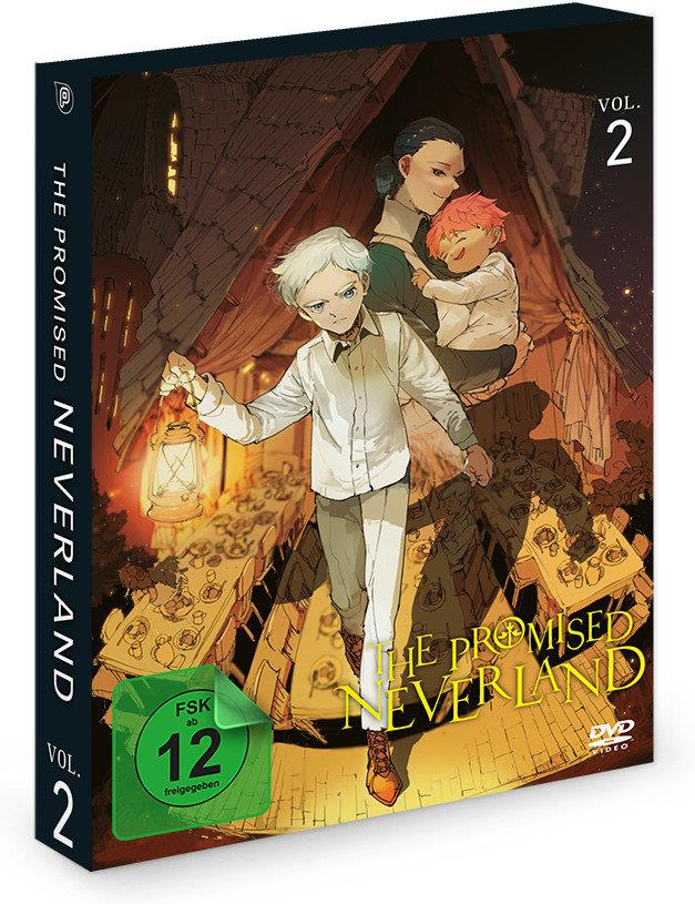 The Promised Neverland - Vol. 2 (2 DVDs)