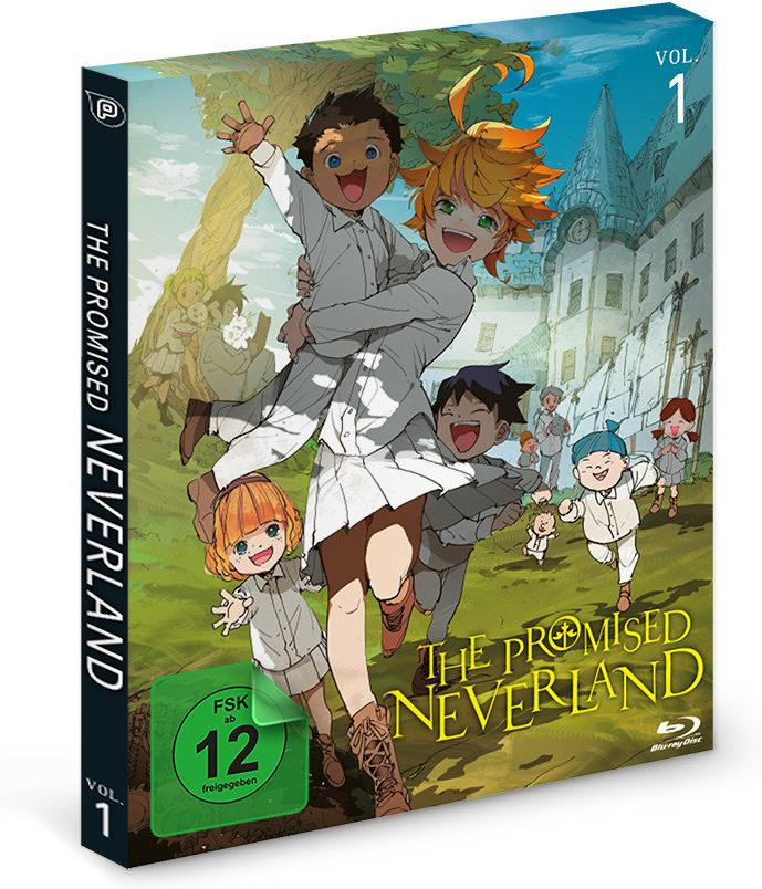 The Promised Neverland - Vol. 1