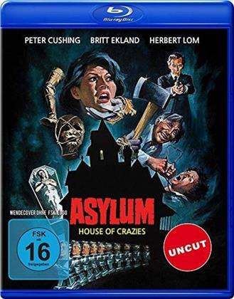 Asylum - House of crazies (1972) (Uncut)