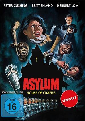Asylum - House of Crazies (1972) (Uncut)