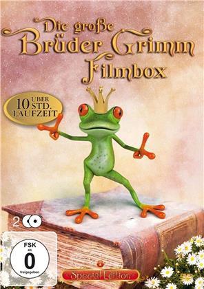 Die grosse Brüder Grimm Filmbox (Special Edition, 2 DVDs)