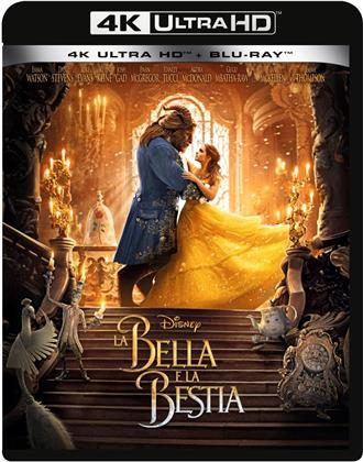 La Bella e la Bestia (2017) (4K Ultra HD + Blu-ray)