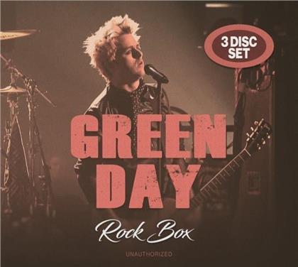 Green Day - Rock Box (3 CDs)
