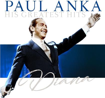 Paul Anka - His Greatest Hits (LP)