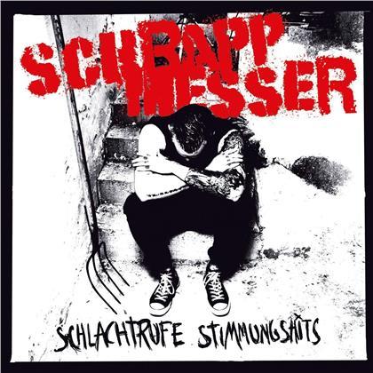 Schrappmesser - Schlachtrufe Stimmungshits (LP + Digital Copy)