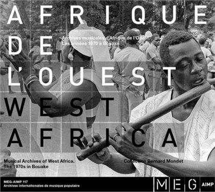 The 70S In Bouake - Music Archives Of West Africa