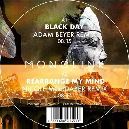 "Monolink - Remixes Part 2 - Adam Beyer,Acid Pauli,Nicole Moudaber,Purple Disco (12"" Maxi)"