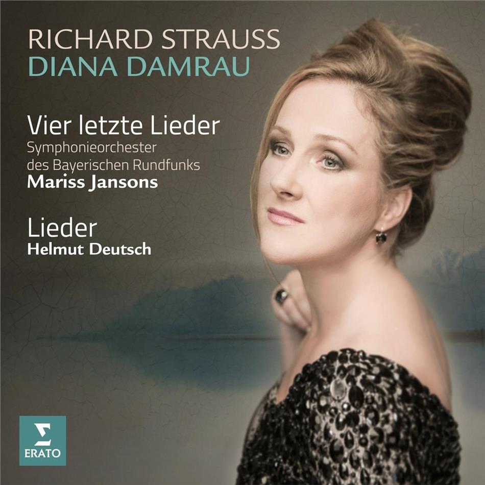 Richard Strauss (1864-1949) & Diana Damrau - Vier Letzte Lieder