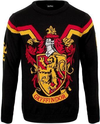 Harry Potter - Gryffindor Crest - Men's Christmas Jumper