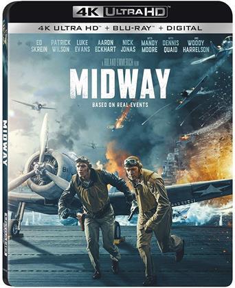 Midway (2019) (4K Ultra HD + Blu-ray)