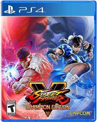 Street Fighter V (Champion Edition)