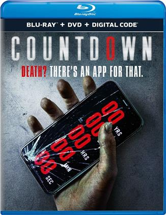 Countdown (2019) (Blu-ray + DVD)