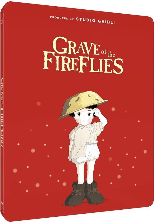 Grave Of The Fireflies (1988) (Steelbook)
