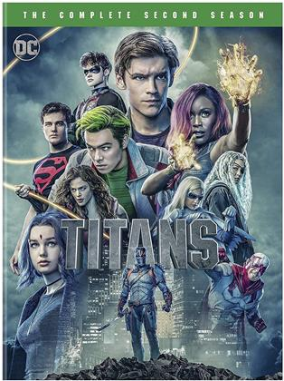 Titans - Season 2 (2 DVDs)