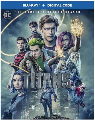 Titans - Season 2 (2 Blu-rays)