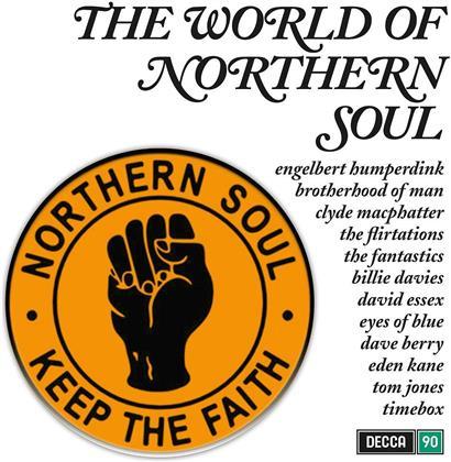 Strange World Of Northern Soul - Various (LP)