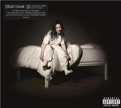 Billie Eilish - When We All Fall Asleep, Where Do We Go? (3 Bonustracks, International Deluxe Edition)