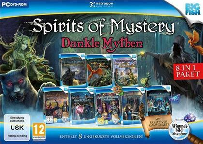 Spirits of Mystery 8 in 1 Bundle - Dunkle Mythen