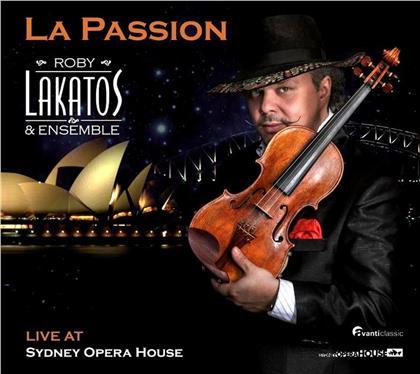 Roby Lakatos - Passion