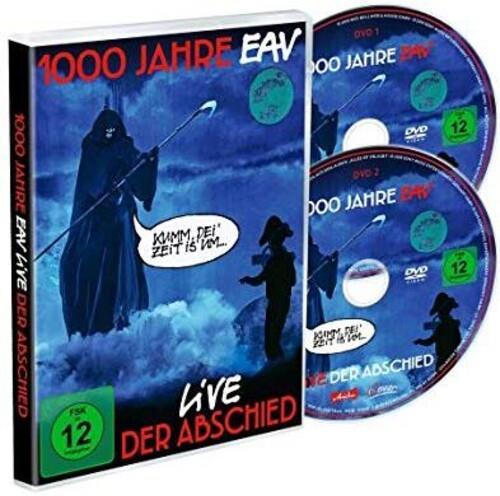 EAV - 1000 Jahre EAV Live - Der Abschied (2 DVDs)