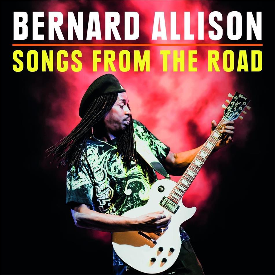 Bernard Allison - Songs From The Road (CD + DVD)