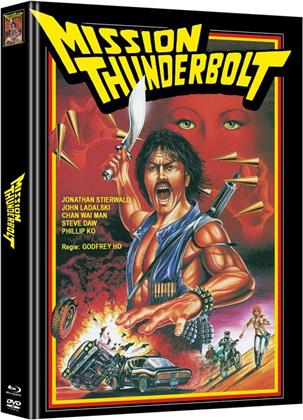 Mission Thunderbolt (1983) (Cover A, Limited Edition, Mediabook, Blu-ray + DVD)