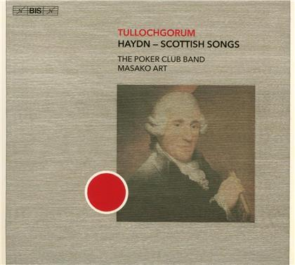 Poker Club Band, Masako Art & Joseph Haydn (1732-1809) - Tullochgorum - Scottish Songs