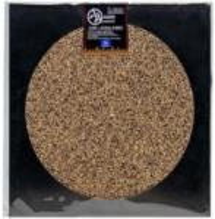 Audio Anatomy - Slipmat Cork / Nitrile - Diameter: 295 mm - Thikness: 1.5mm