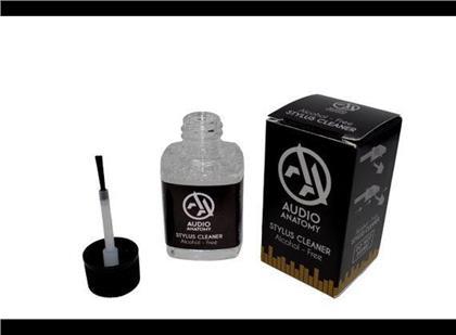 Nadelreiniger mit Bürste für Tonabnehmer - 30ml - alkoholfrei