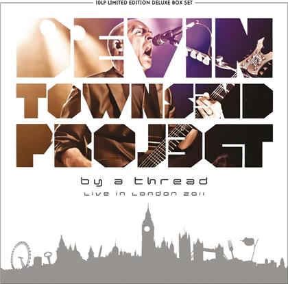 Devin Townsend Project - By A Thread - Live in London 2011 (10 LPs)