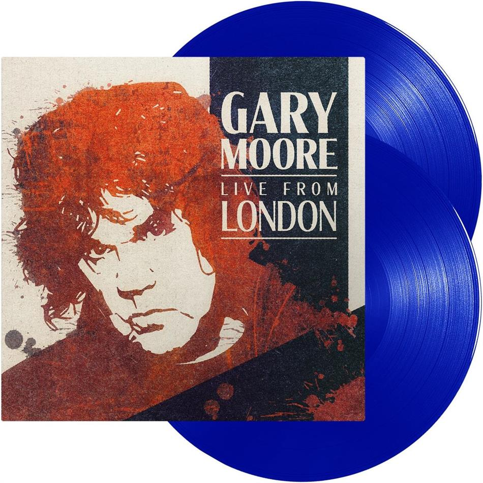 Gary Moore - Live From London (2 LPs)