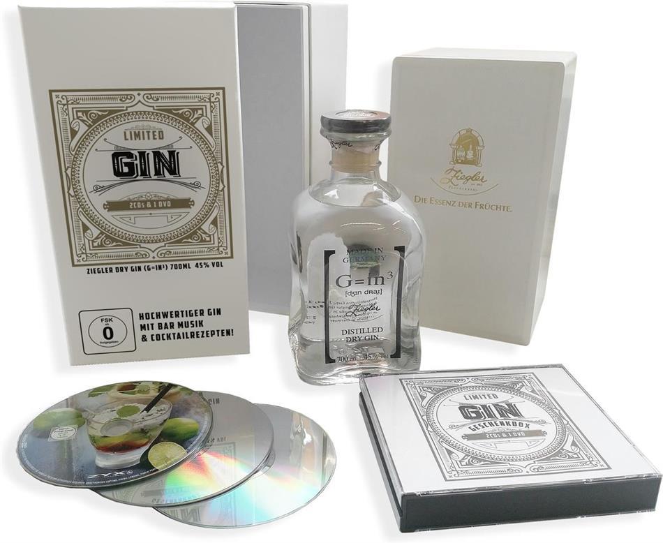 Gin Geschenkbox (CD + DVD)