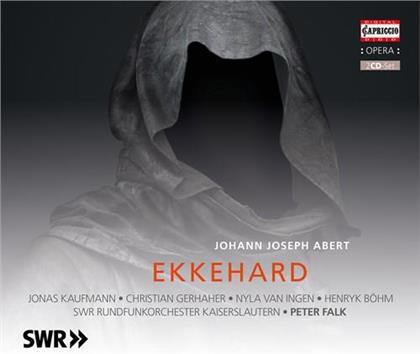 Johann Joseph Abert, Peter Falk (Dirigent), Jonas Kaufmann, Christian Gerhaher & Swr Rundfunkorchester Kaiserslautern - Ekkehard