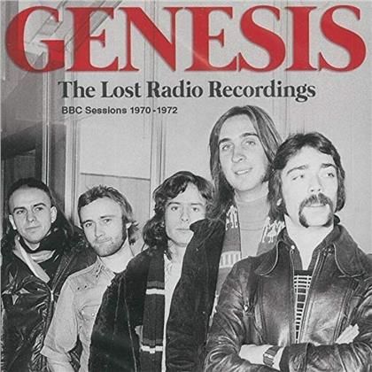 Genesis - The Lost Radio Recordings