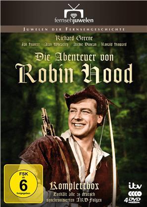 Die Abenteuer von Robin Hood (Fernsehjuwelen, Die Gesamtedition, 8 DVDs)