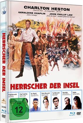 Herrscher der Insel (1970) (Limited Edition, Mediabook, Blu-ray + DVD)