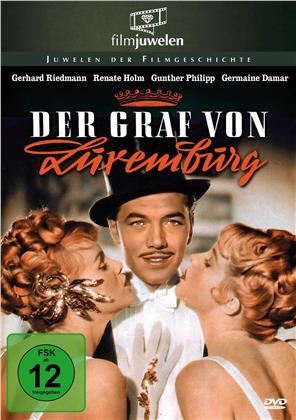 Der Graf von Luxemburg (1957) (Filmjuwelen)