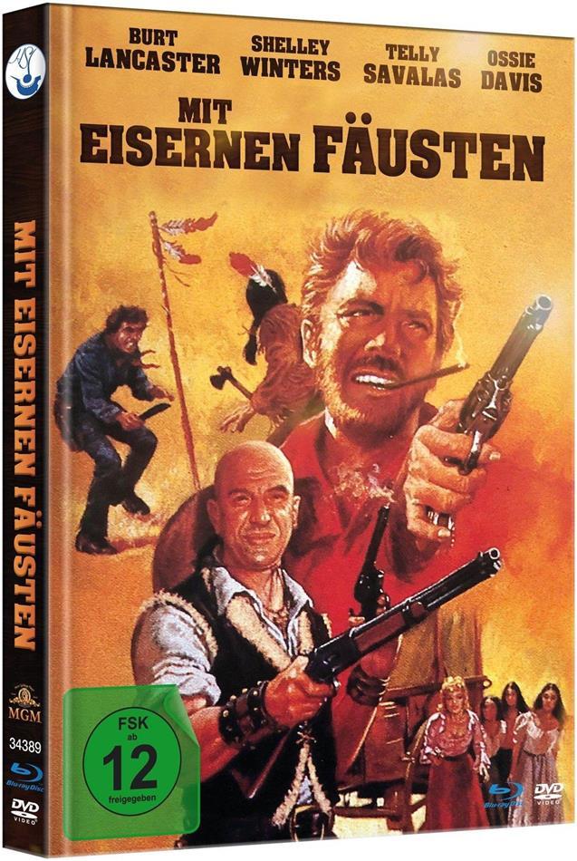 Mit eisernen Fäusten (1968) (Limited Edition, Mediabook, Blu-ray + DVD)