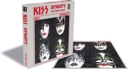 Kiss - Dynasty (500 Piece Jigsaw Puzzle)