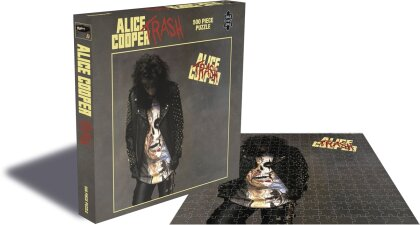 Alice Cooper - Trash (500 Piece Jigsaw Puzzle)
