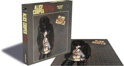 Alice Cooper - Trash (500 Piece Jigsaw Puzzle)